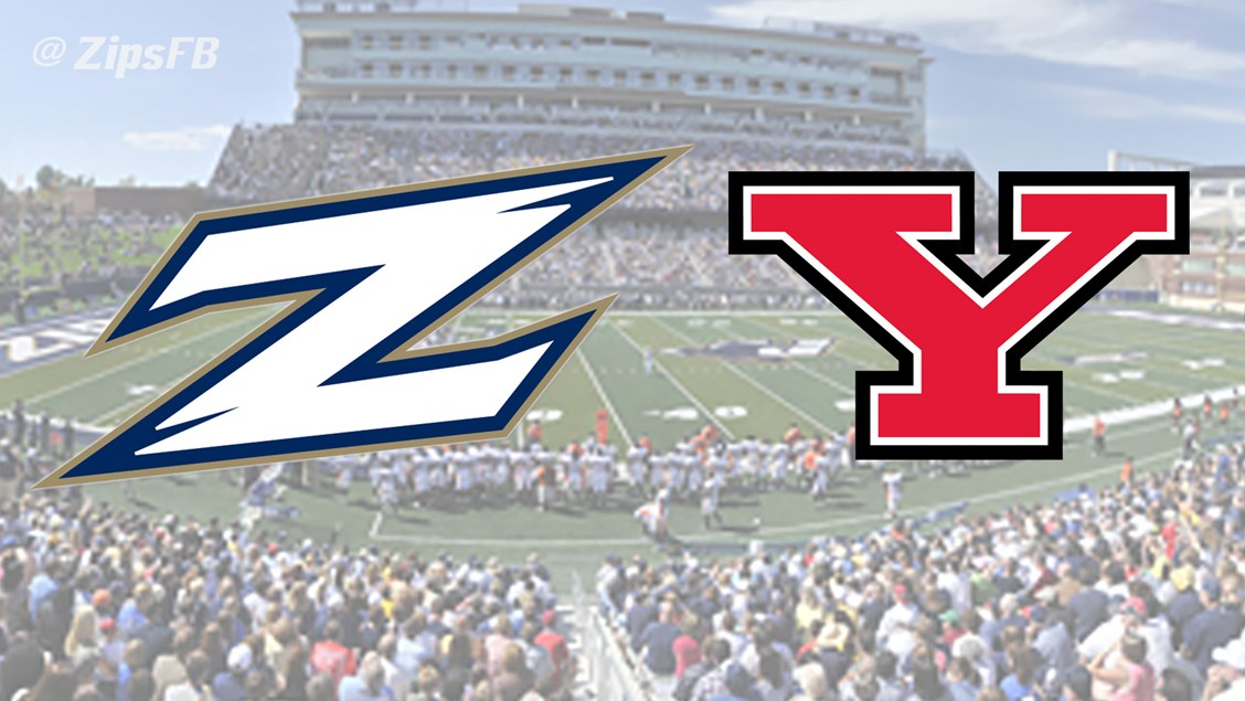 Youngstown State Football Schedule 2020 Akron to Open 2020 Football Season with Youngstown State