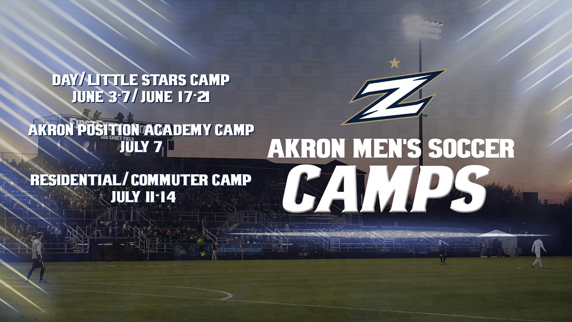Akron Men's Soccer Hosts Summer Camps - University of Akron Athletics