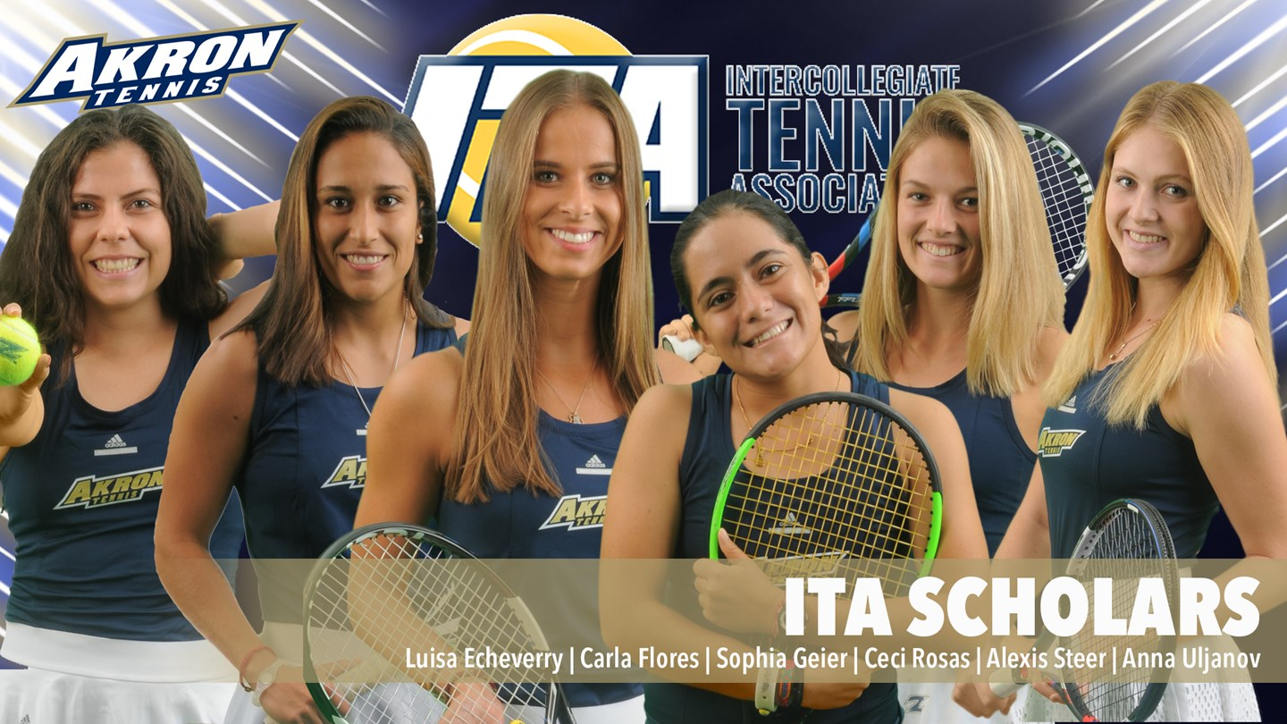 Women's Tennis - University of Akron Athletics