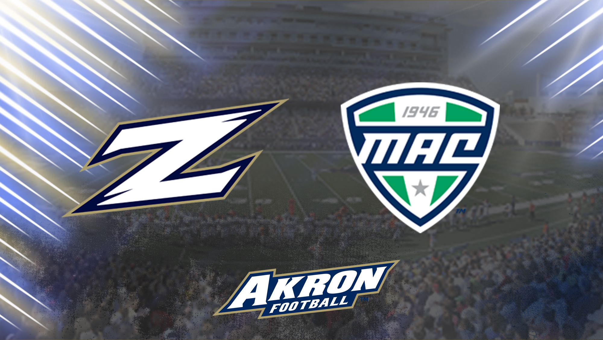 Akron's Davis Named to College Football America Yearbook's